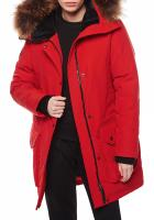 CHILL - elegant women's parka perfect for ubran winters
